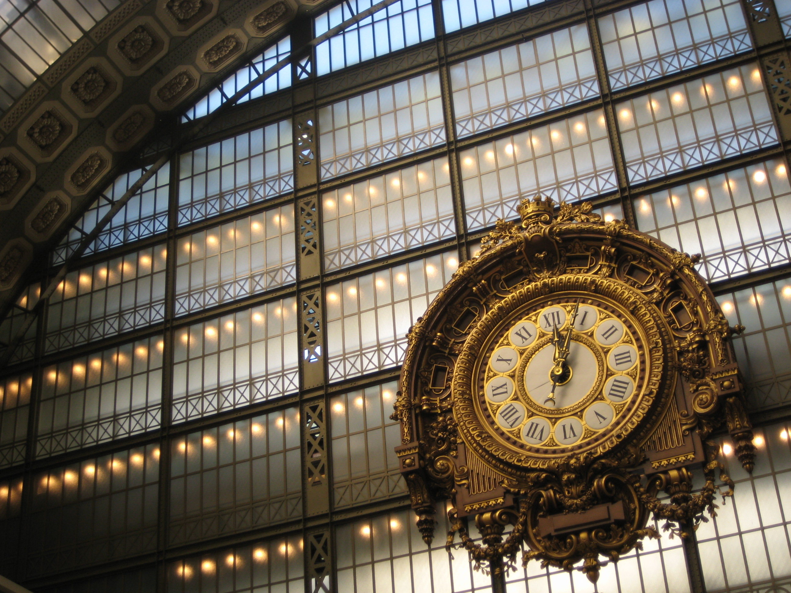 Tuesday at the Musee D'Orsay